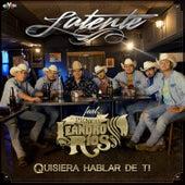 Quisiera Hablar de Ti (feat. Leandro Ríos) by Latente