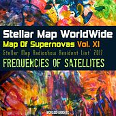 Map of Supernovas Vol. XI Frequencies of Satellites by Various Artists