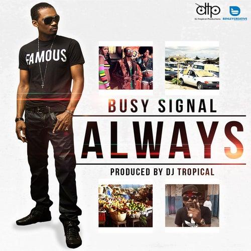 Always by Busy Signal
