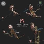 Ravel & Mendelssohn by Quatuor Morphing