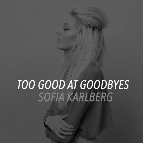Too Good At Goodbyes de Sofia Karlberg