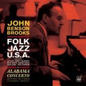 John Benson Brooks. Folk Jazz, U.S.A. / Alabama Concerto von John Benson Brooks
