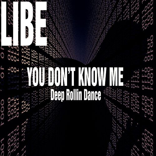 You don't know me (Deep Rollin Dance) van Libe