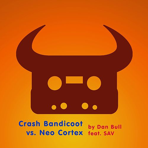 Crash Bandicoot vs. Neo Cortex by Dan Bull