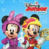 Mickey and The Roadster Racers: Disney Junior Music de Cast - Mickey and the Roadster Racers