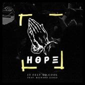 It Felt so Cool (feat. Richard Judge) by Hope