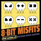 8-Bit Versions of Nightmare Before Christmas by 8-Bit Misfits