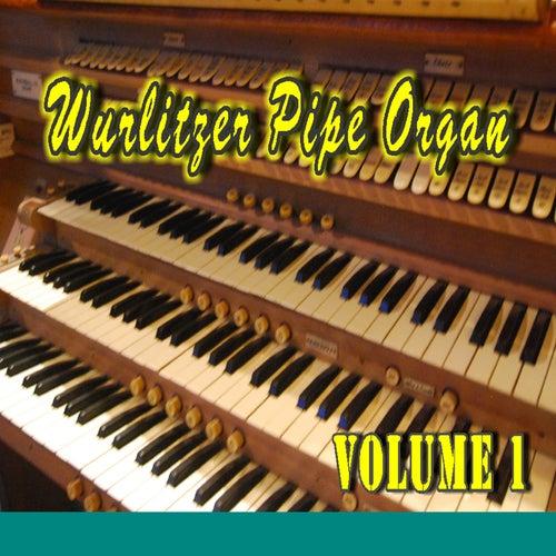 Wurlitzer Pipe Organ, Vol. 1 by Jack Johnson
