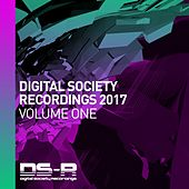 Digital Society Recordings 2017 - Vol. 1 - EP by Various Artists