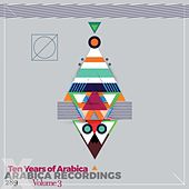 X - 10 Years of Arabica, Vol. 3 - Single by Various Artists