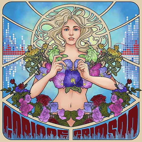 Corinne Crimson - EP by Corinne Crimson