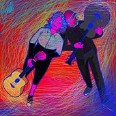 Catherine and David Play Guitar by Catherine Capozzi