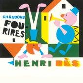 Chansons Fou-Rires by Henri Dès