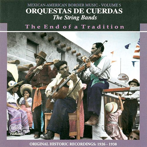 Play & Download Orquestas De Cuerdas (The String Bands) by Various Artists | Napster
