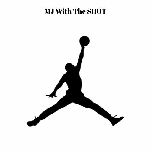 Mj With the Shot by Jordan
