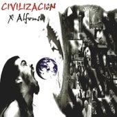 Civilización (Remasterizado) by X Alfonso