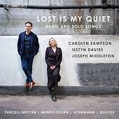 Lost Is My Quiet by Various Artists