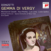 Donizetti: Gemma di Vergy (Remastered) by Eve Queler