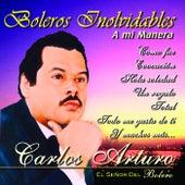 Boleros Inolvidables by Carlos Arturo