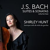 J.S. Bach Suites & Sonatas, Vol. 2 by Various Artists