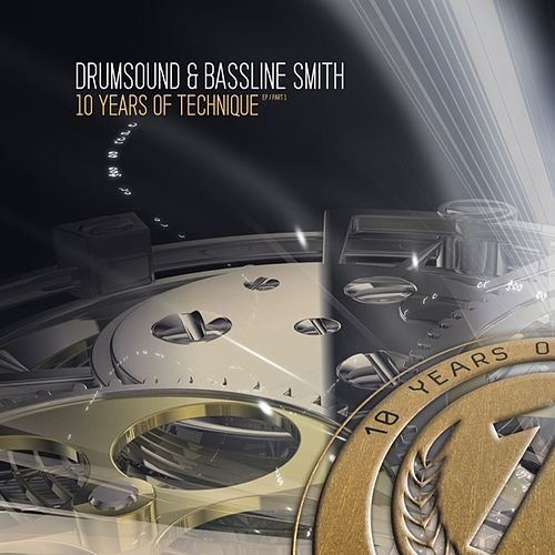 10 Years of Technique EP, Pt. 1 by Drumsound & Bassline Smith