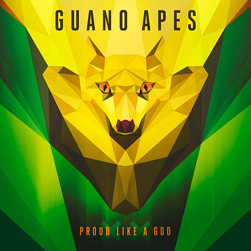 Proud Like A God XX von Guano Apes