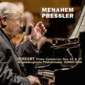 Mozart: Piano Concertos No. 23 & No. 27 (Live) by Various Artists