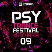 Psy-Trance Festival Anthems, Vol. 9 - EP by Various Artists