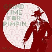 Grind Time For Pimpin,Vol.25 by Various Artists