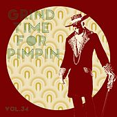 Grind Time For Pimpin,Vol.34 by Various Artists