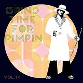 Grind Time For Pimpin,Vol.14 by Various Artists