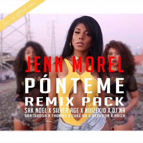 Pónteme Remix Pack by Jenn Morel