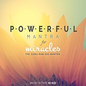 Powerful Mantra for Miracles - The Guru Ram Das Mantra by Meditative Mind