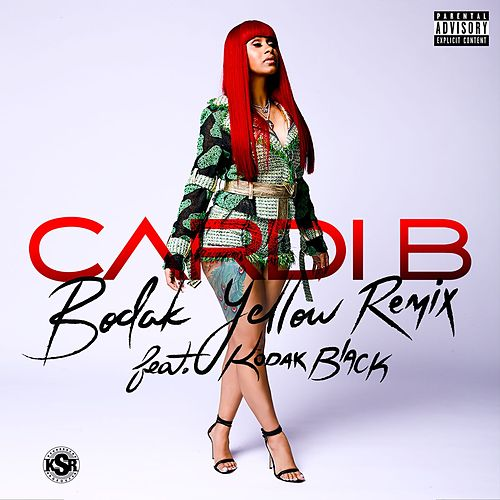 Bodak Yellow (feat. Kodak Black) by Cardi B