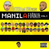 Manilafornia, Vol. 3 by DJ Ste3lo
