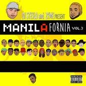 Manilafornia, Vol. 3 by DJ Ste3lo
