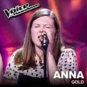 Gold (The Voice Van Vlaanderen 2017 / Live) by Anna De Boeck
