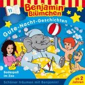 Gute Nacht Geschichten - Folge 11: Badespaß im Zoo von Benjamin Blümchen