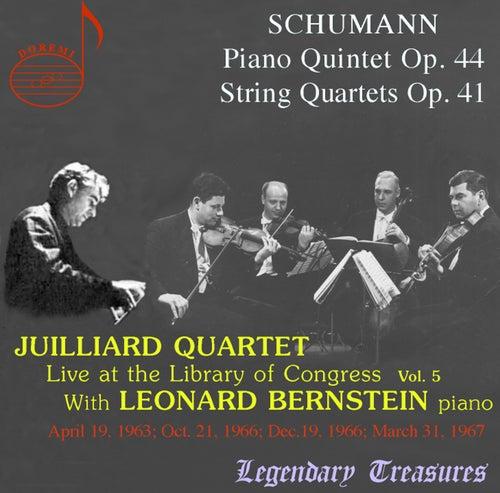 Juilliard String Quartet, Vol. 5 by Juilliard String Quartet