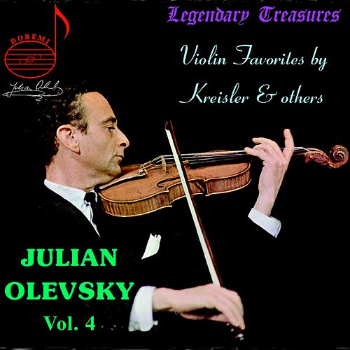 Julian Olevsky Vol. 4 by Julian Olevsky