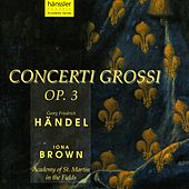 Händel - Concerti Grossi Op.3 by Academy of St. Martin in the Field
