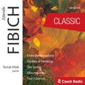 Zdeněk Fibich: Piano compositions by Tomáš Víšek