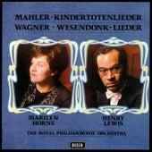 Mahler: Kindertotenlieder / Wagner: Wesendonck Lieder von Henry Lewis