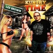 Kuntry Time by Lee Brown