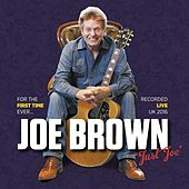 Just Joe (Live) by Joe Brown