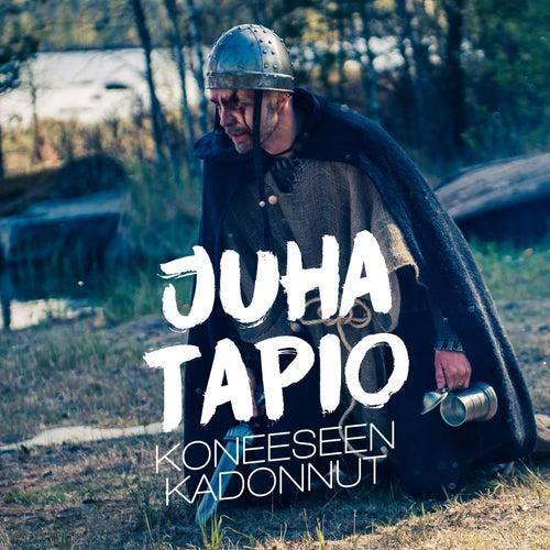 Koneeseen kadonnut (Vain elämää kausi 7) by Juha Tapio