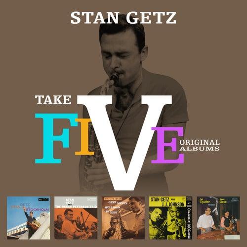 Take Five Original Albums de Stan Getz