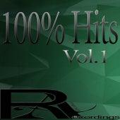 100% Hits  (Vol.1) by Various