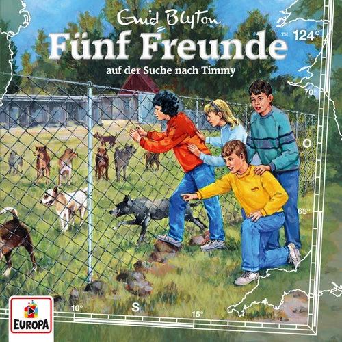 124/auf der Suche nach Timmy von Fünf Freunde
