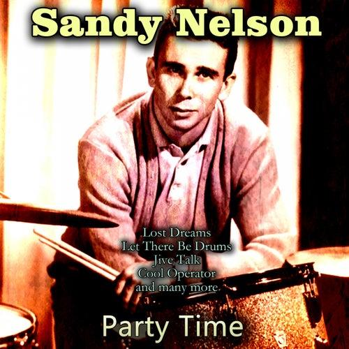 Party Time de Sandy Nelson